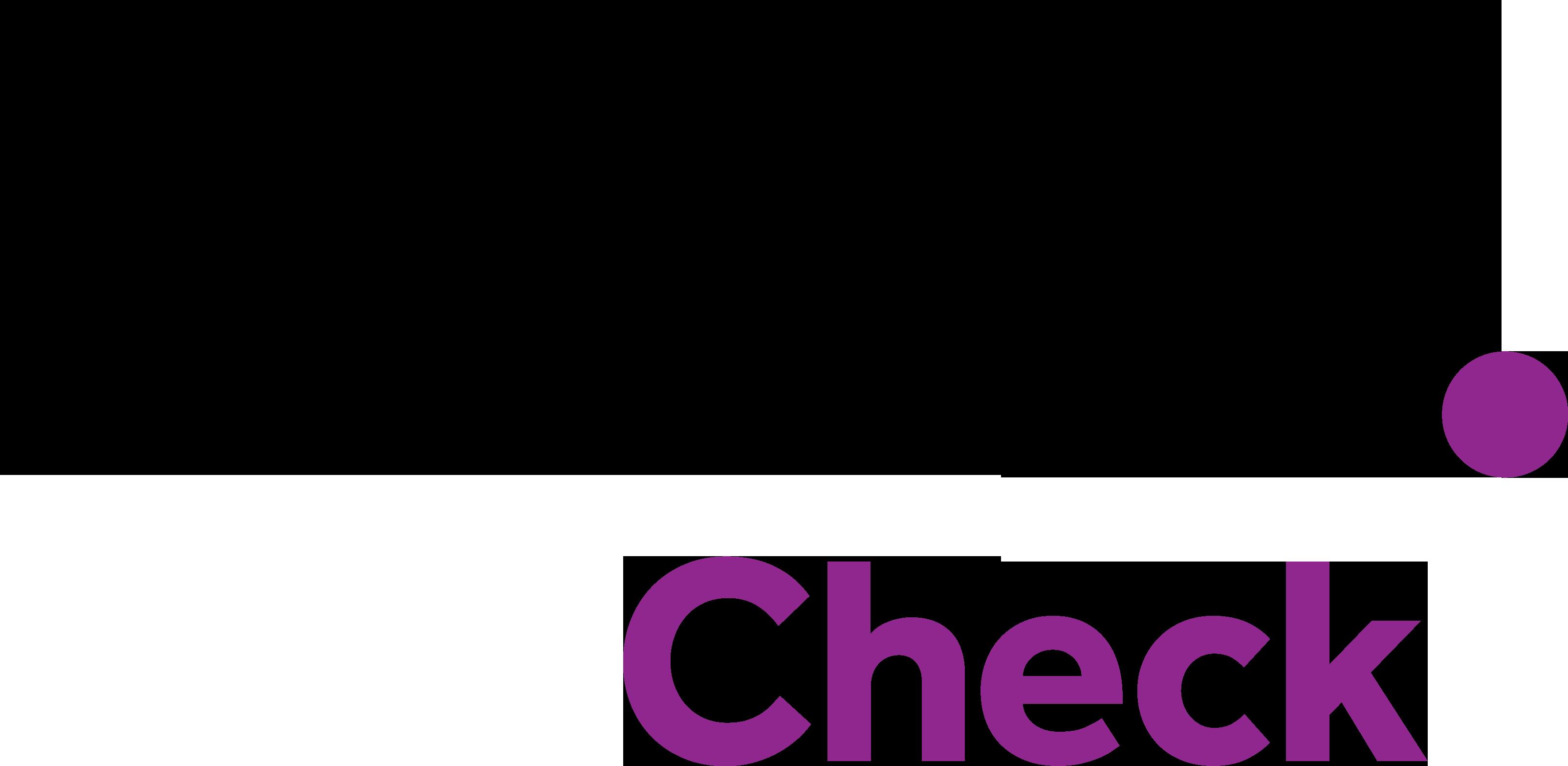 Blink Check Logo