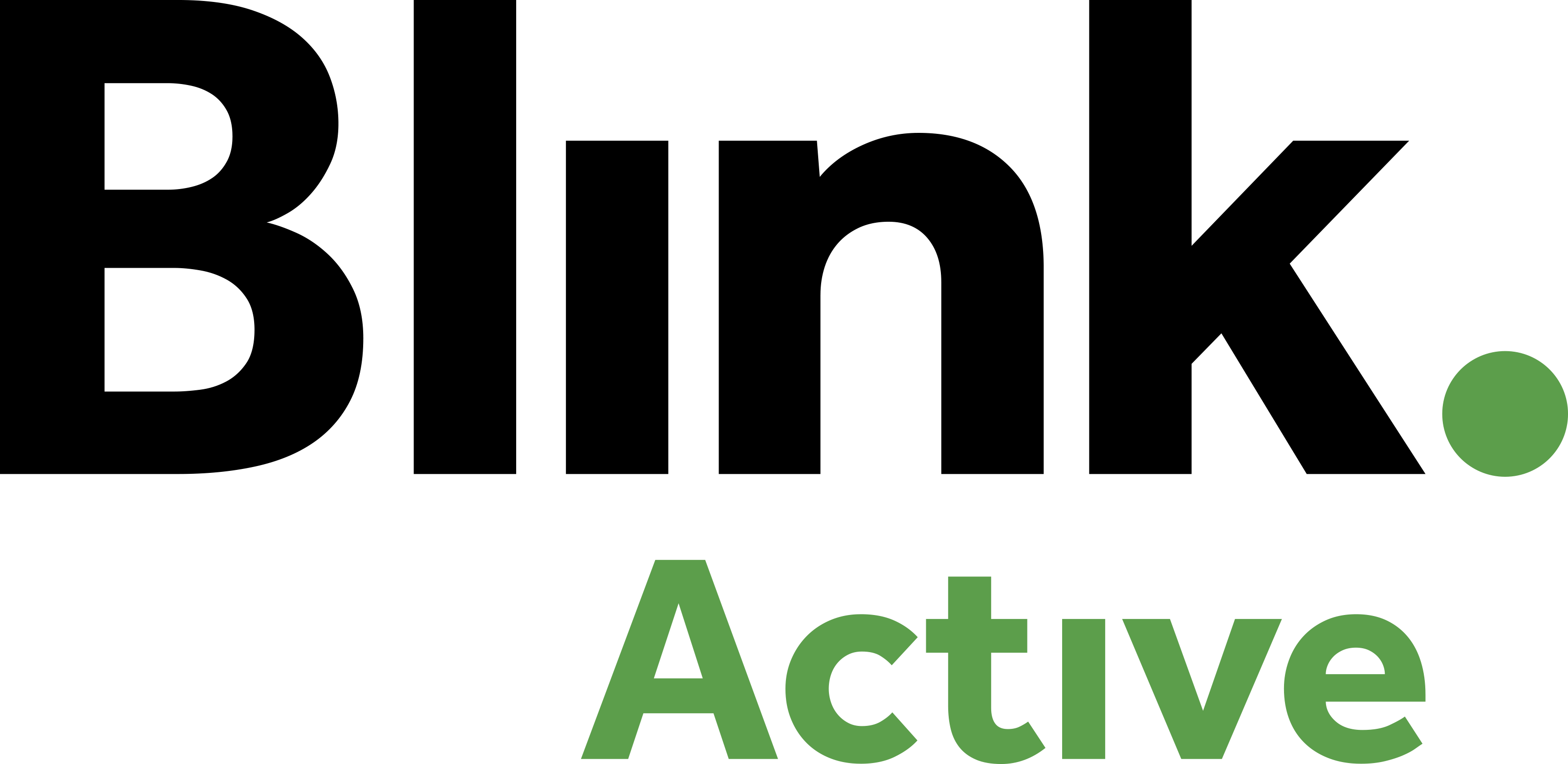 Blink Active Logo