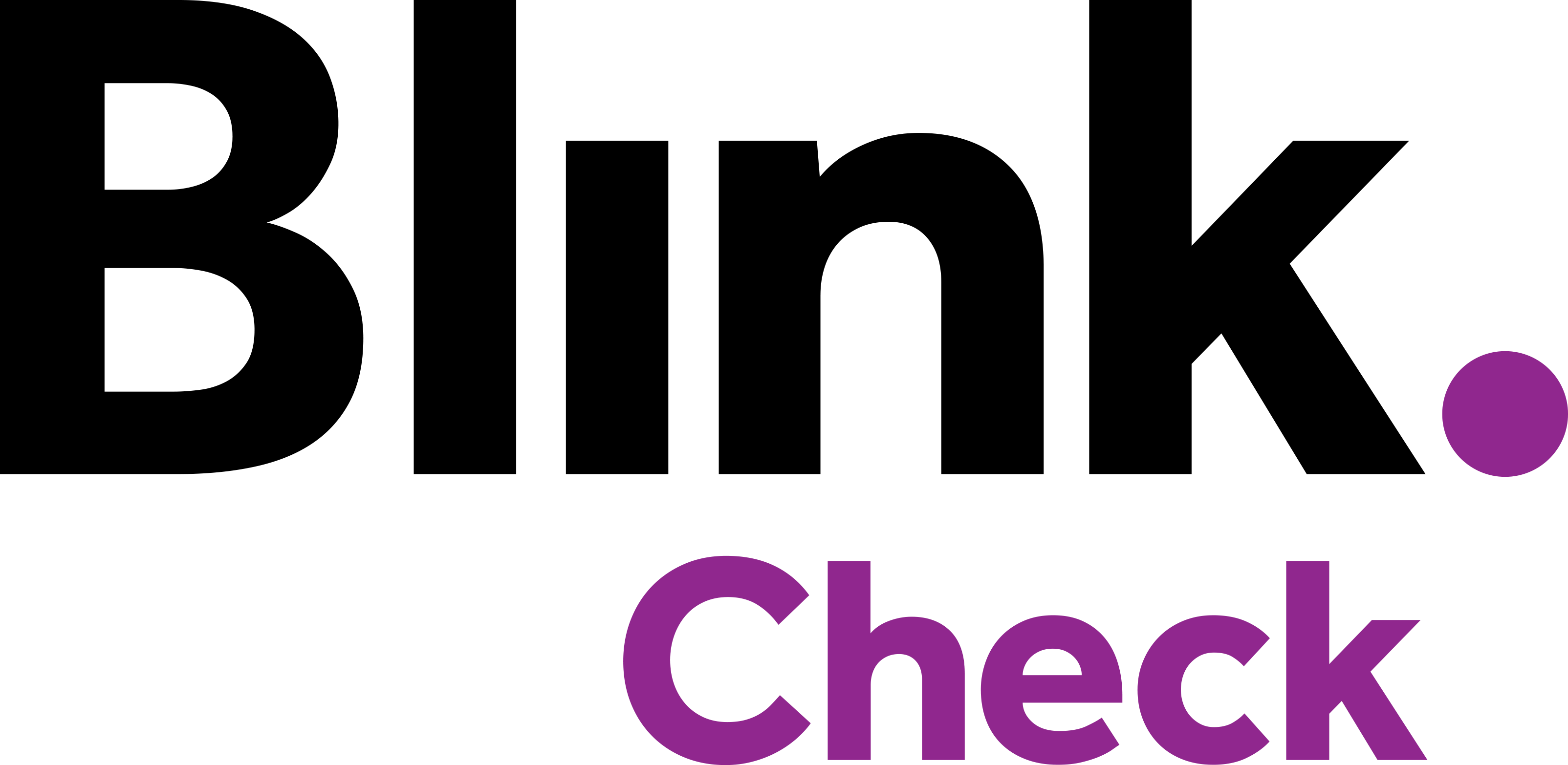 Blink Check Logo