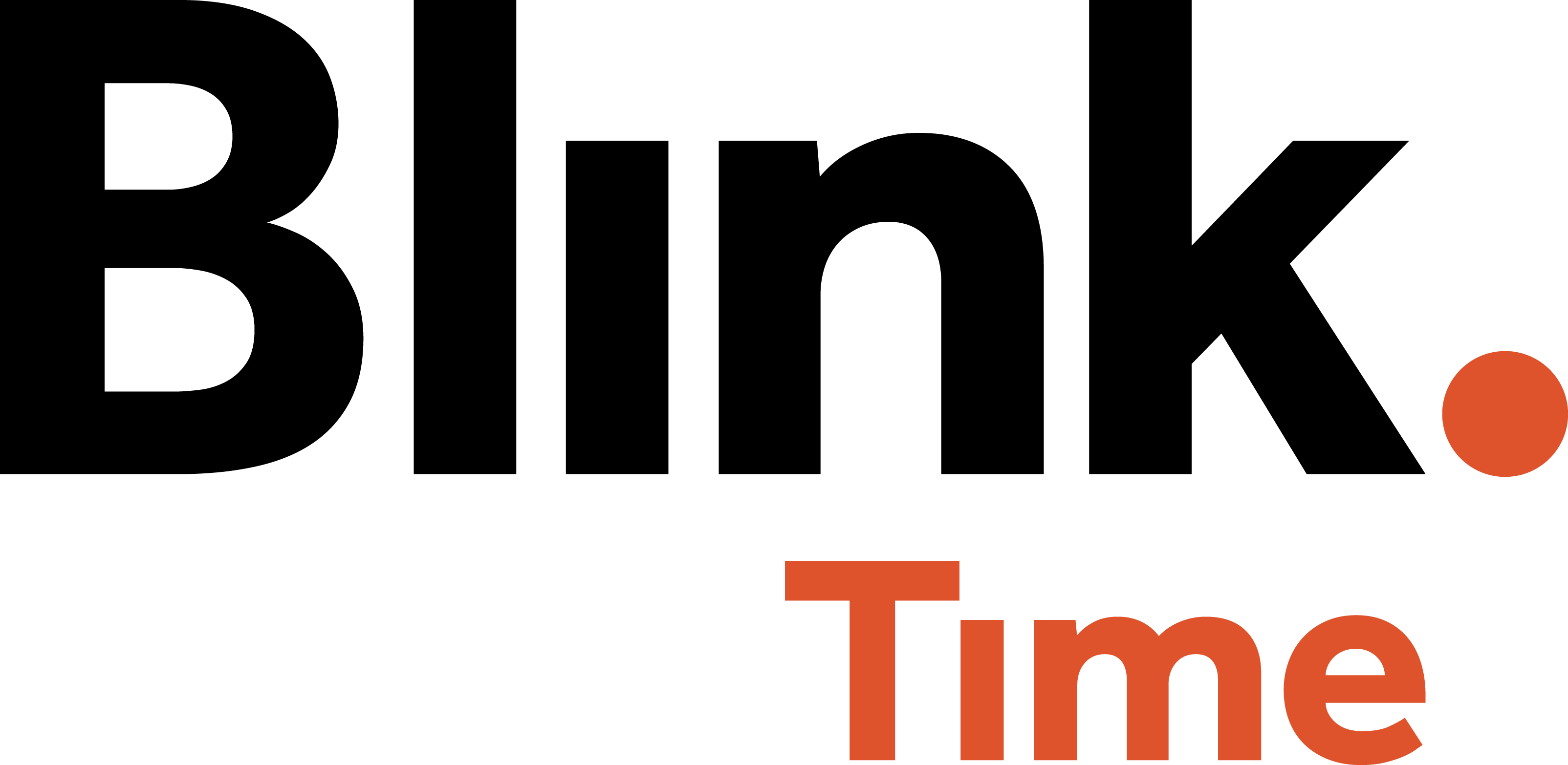 Blink Time Logo