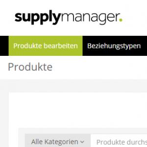 supplymanager produktübersicht