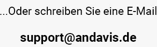 Andavis Support